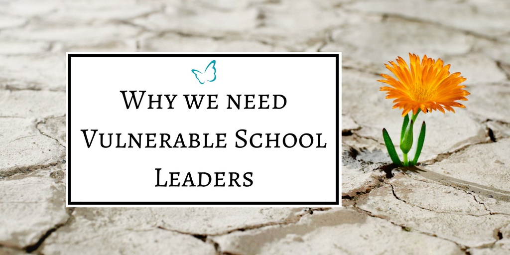 Why we need Vulnerable School Leaders