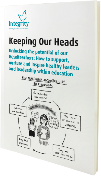 Keeping our Heads - How to Support, Nurture & Inspire healthy Leaders