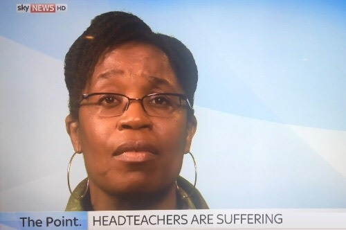 "My Appearance on Sky News – ""Headteachers are Suffering"""