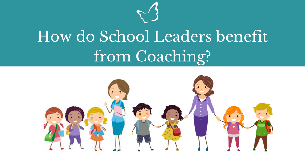 How do School Leaders Benefit from Coaching?