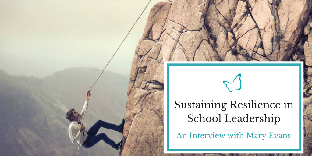 Sustaining Resilience in School Leadership - Expert Interview
