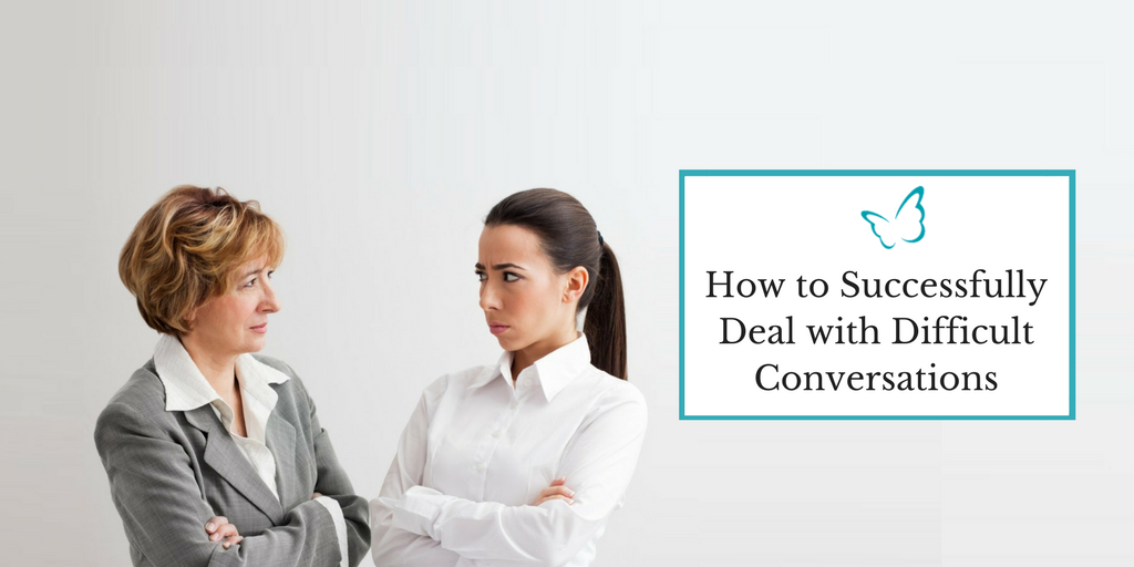 How to Successfully Deal with Difficult Conversations