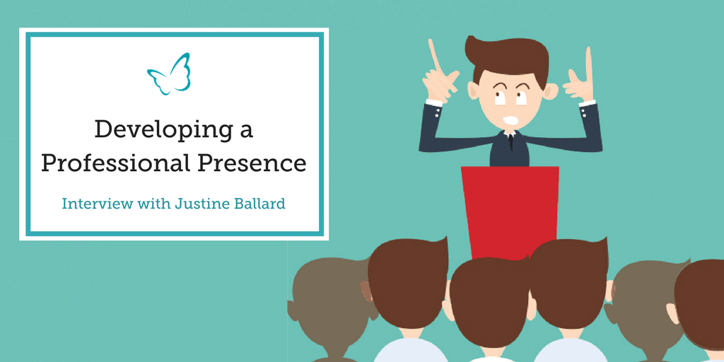 Developing a Professional Presence – Expert Interview