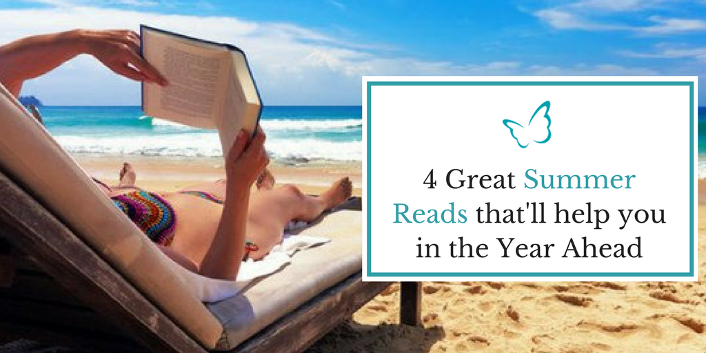 4 Great Summer Reads That'll Help You in the Year Ahead