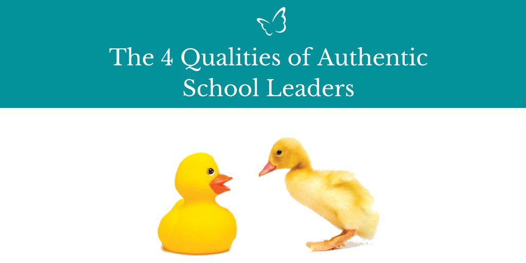The 4 Key Qualities of Authentic School Leaders - Integrity Coaching