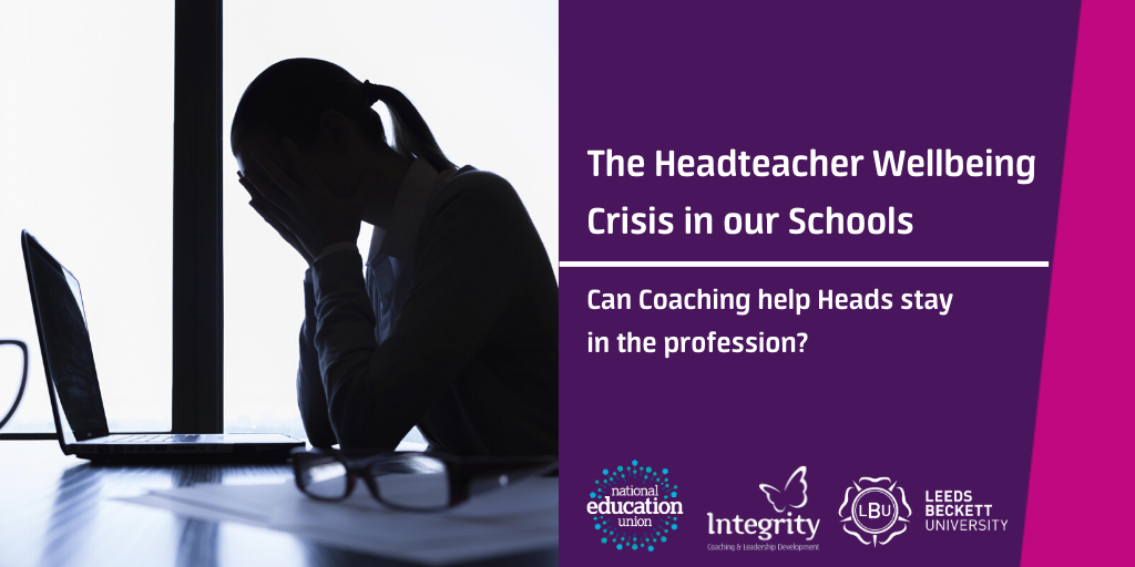 The Headteacher Wellbeing Crisis in our Schools