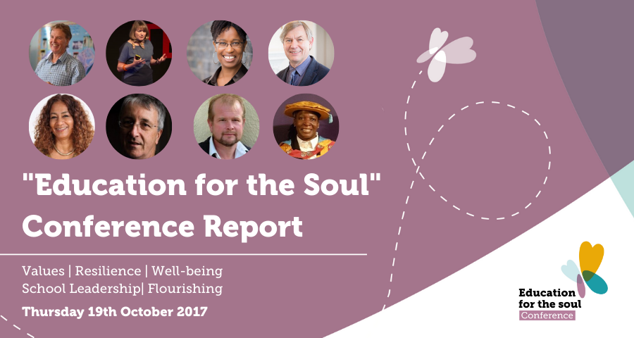 """Education for the Soul"" 2017  – Conference Report"
