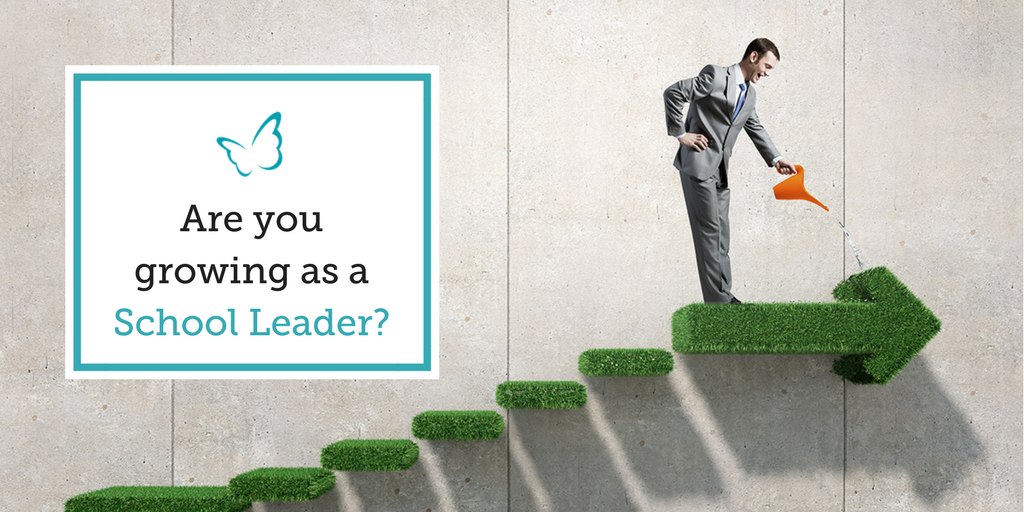 Are you Growing as a School Leader? - Integrity Coaching