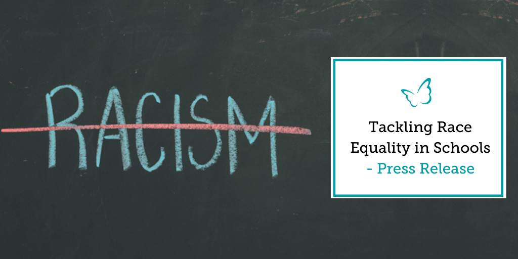 Tackling Race Equality in Schools – Press Release