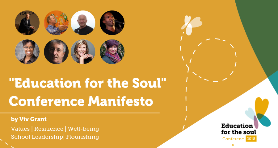 """Education for the Soul"" 2019 Conference Manifesto"