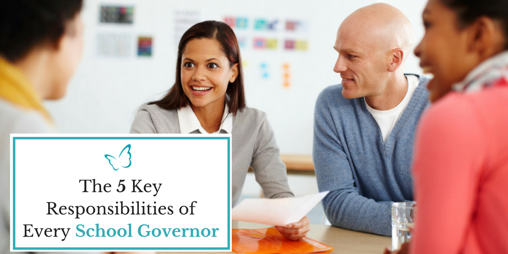 The 5 Key Responsibilities of Every School Governor