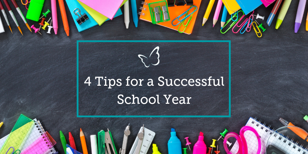 4 Tips for a Successful School Year