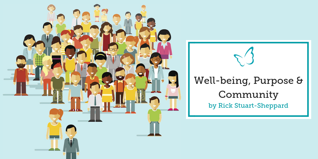 Well-being, Purpose and Community
