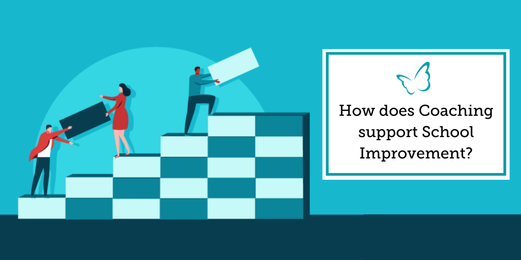 How does Coaching support School Improvement?