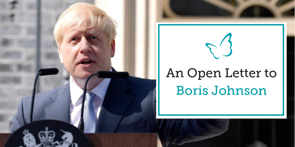 An Open Letter to Boris Johnson