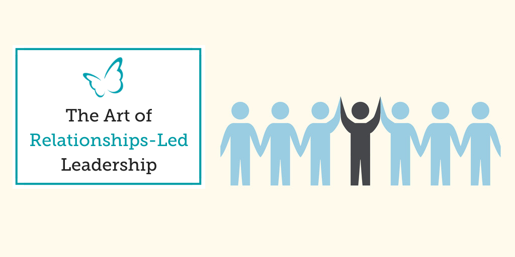 The Art of Relationships-Led Leadership