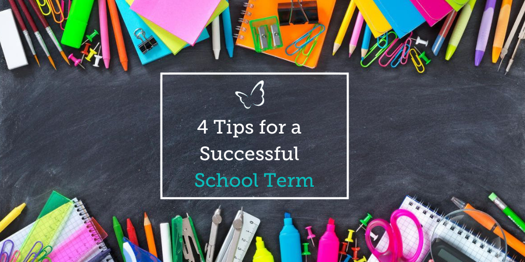 4 Tips for a Successful School Term