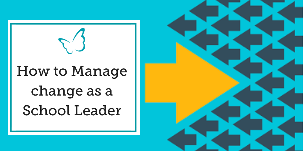 Coronavirus – How to Manage Change as a School Leader