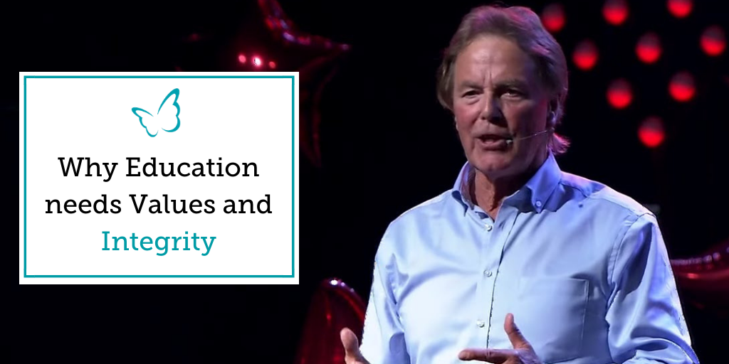 Why Education Needs Values & Integrity