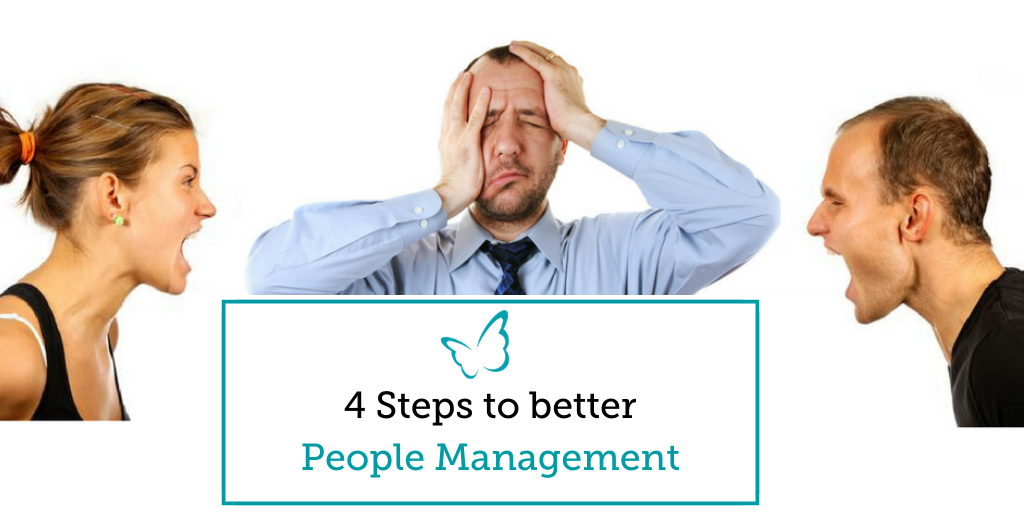 4 Steps to Better People Management